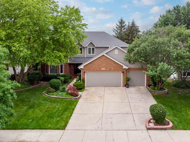 4643 Chokeberry Drive, Naperville, IL 60564 (MLS #11143141) :: Jacqui Miller Homes