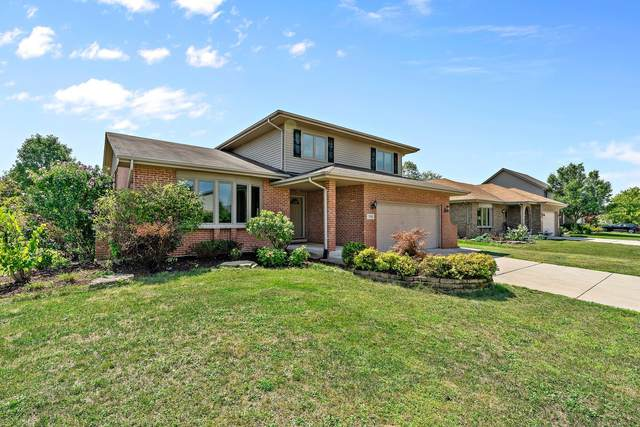 1156 Covington Drive, Lemont, IL 60439 (MLS #11143244) :: The Wexler Group at Keller Williams Preferred Realty
