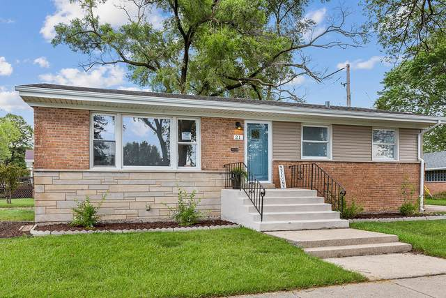 531 S Mayfair Place, Chicago Heights, IL 60411 (MLS #11143252) :: O'Neil Property Group