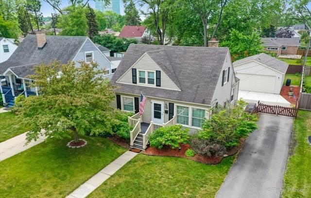 406 W Avery Street, Elmhurst, IL 60126 (MLS #11143299) :: O'Neil Property Group