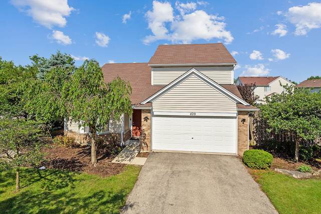420 N Chalmers Court, Romeoville, IL 60446 (MLS #11143443) :: Jacqui Miller Homes