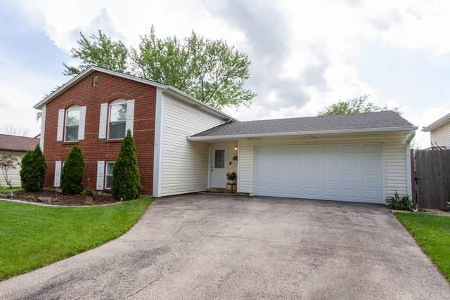 6976 Plumtree Lane, Hanover Park, IL 60133 (MLS #11143616) :: Jacqui Miller Homes