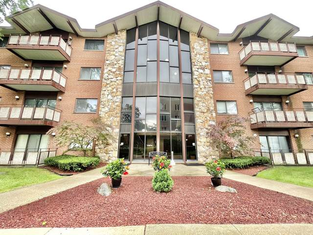 2311 183rd Street #307, Homewood, IL 60430 (MLS #11143646) :: The Wexler Group at Keller Williams Preferred Realty