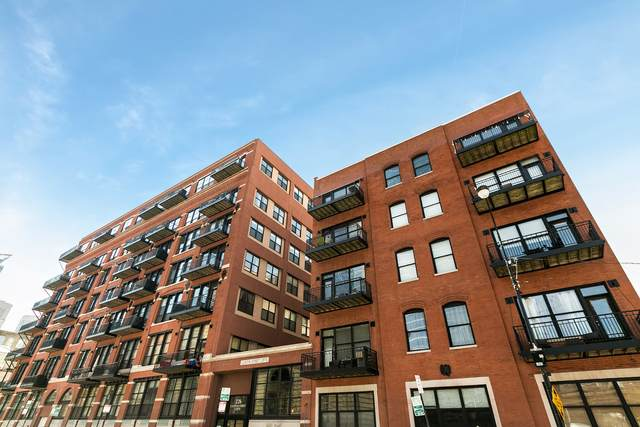 226 N Clinton Street #708, Chicago, IL 60661 (MLS #11143659) :: The Wexler Group at Keller Williams Preferred Realty