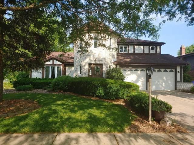 20626 S Green Meadow Lane, Frankfort, IL 60423 (MLS #11143688) :: O'Neil Property Group