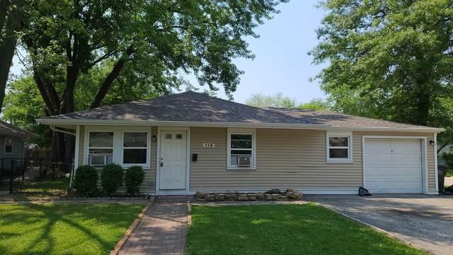 114 Birch Street, Carpentersville, IL 60110 (MLS #11143720) :: Jacqui Miller Homes