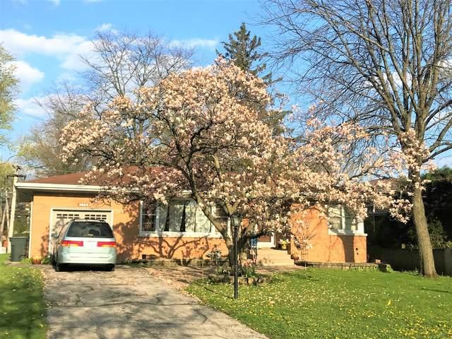 3825 Franklin Avenue, Western Springs, IL 60558 (MLS #11143736) :: Littlefield Group