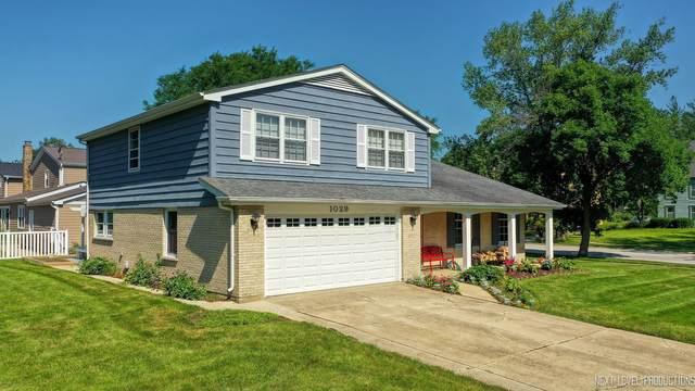 1029 Kennebec Lane, Naperville, IL 60563 (MLS #11143737) :: O'Neil Property Group