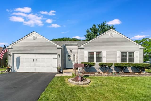 910 Fieldside Lane, Aurora, IL 60504 (MLS #11143822) :: Suburban Life Realty