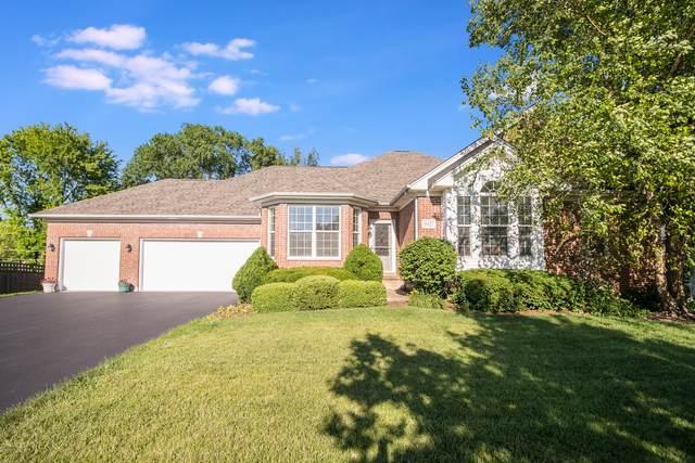 16427 S Lexington Drive, Plainfield, IL 60586 (MLS #11143854) :: Suburban Life Realty