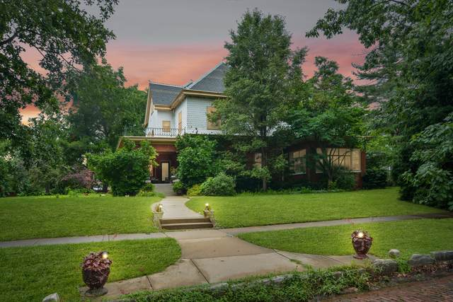 1102 E Jefferson Street, Bloomington, IL 61701 (MLS #11143866) :: Suburban Life Realty