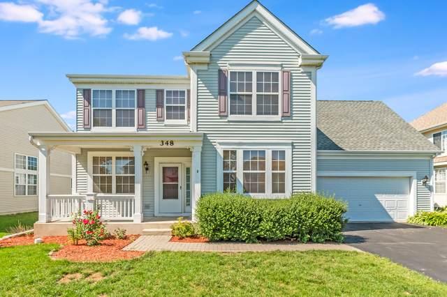 348 W Asbury Drive, Round Lake, IL 60073 (MLS #11143871) :: O'Neil Property Group