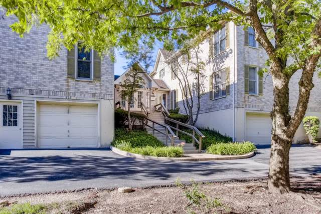 528 Pershing Avenue A, Glen Ellyn, IL 60137 (MLS #11144056) :: The Wexler Group at Keller Williams Preferred Realty