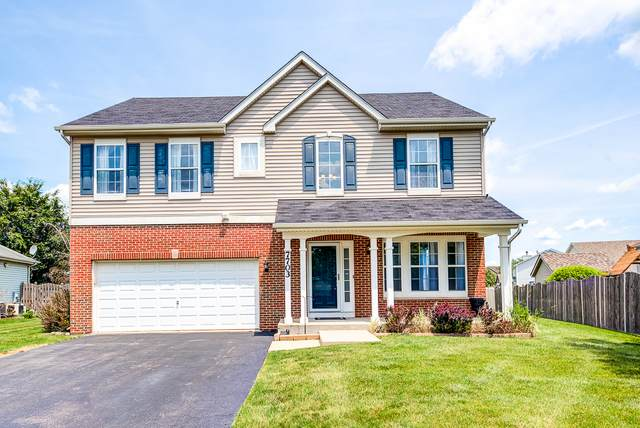 7703 Boxwood Lane, Plainfield, IL 60586 (MLS #11144157) :: Jacqui Miller Homes