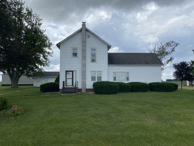 1149 E 1000 North Road, Onarga, IL 60955 (MLS #11144159) :: O'Neil Property Group