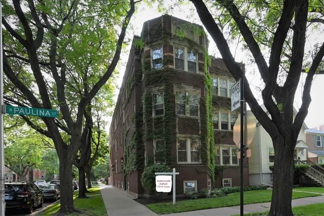 1700 W Catalpa Avenue 1F, Chicago, IL 60640 (MLS #11144174) :: Jacqui Miller Homes