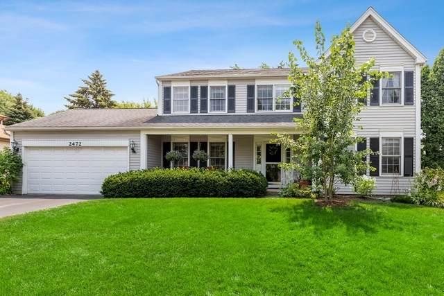 2472 Lawson Boulevard, Gurnee, IL 60031 (MLS #11144206) :: Suburban Life Realty