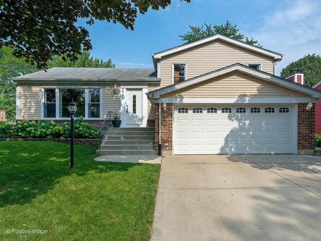 577 Pontiac Lane, Carol Stream, IL 60188 (MLS #11144278) :: Ryan Dallas Real Estate