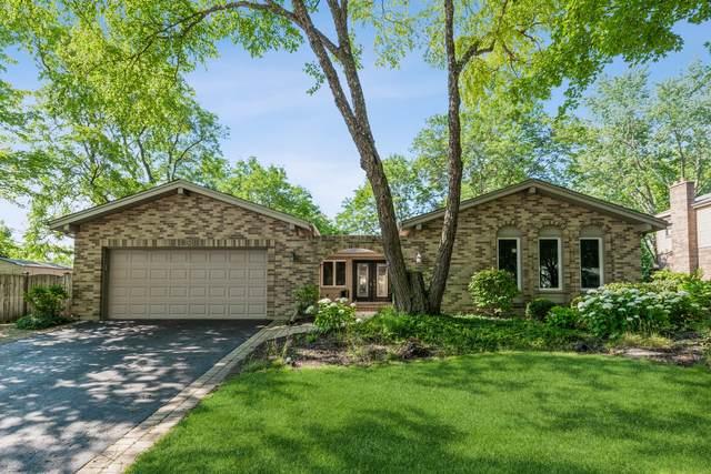 803 W Partridge Drive, Palatine, IL 60067 (MLS #11144307) :: Jacqui Miller Homes