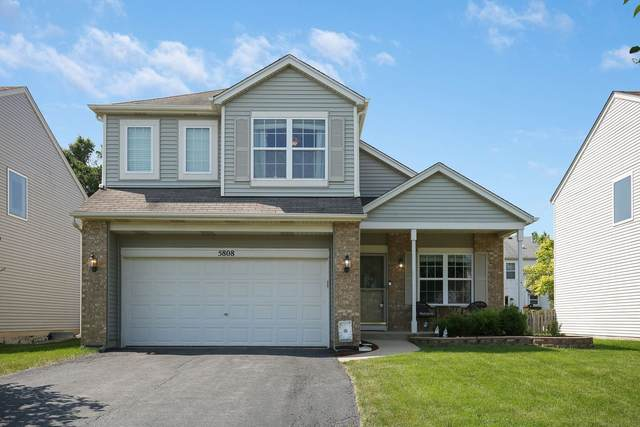 5808 Lake Pointe Drive, Plainfield, IL 60586 (MLS #11144344) :: O'Neil Property Group