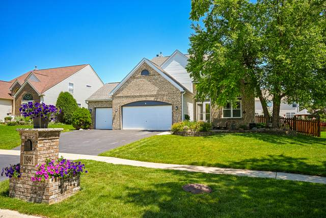1991 Westridge Boulevard, Bartlett, IL 60103 (MLS #11144458) :: O'Neil Property Group