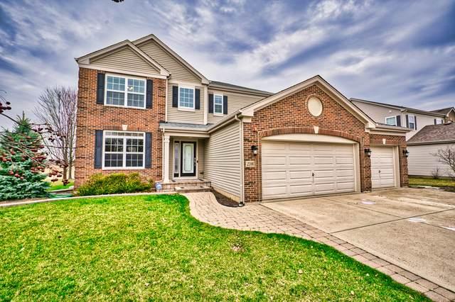2106 Cabrillo Lane, Hoffman Estates, IL 60192 (MLS #11144584) :: O'Neil Property Group