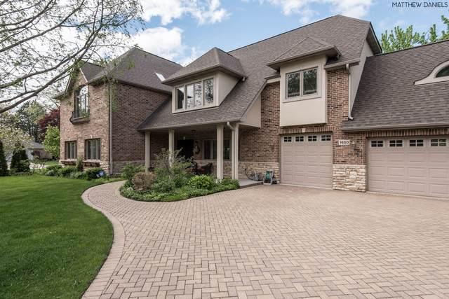 1650 Davis Street, Park Ridge, IL 60068 (MLS #11144588) :: John Lyons Real Estate
