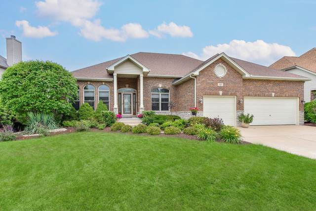 107 Spencer Lane, Oswego, IL 60543 (MLS #11144646) :: Suburban Life Realty