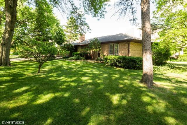 935 N Washington Street, Hinsdale, IL 60521 (MLS #11144734) :: The Wexler Group at Keller Williams Preferred Realty