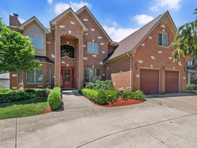 5634 S Thurlow Street, Hinsdale, IL 60521 (MLS #11144748) :: The Wexler Group at Keller Williams Preferred Realty