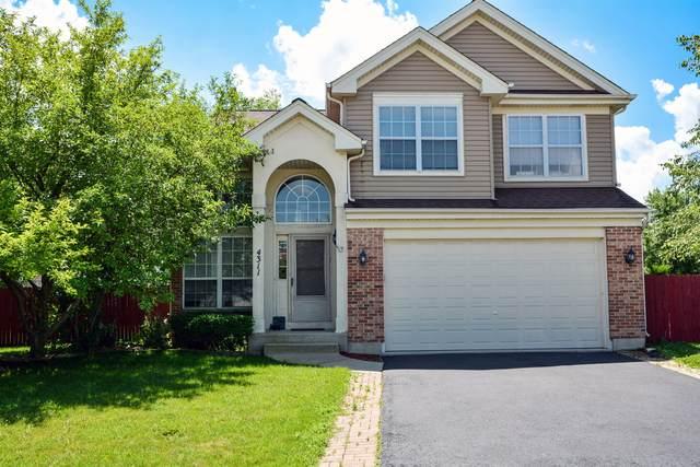 4311 Northgate Drive, Carpentersville, IL 60110 (MLS #11144756) :: Jacqui Miller Homes