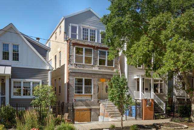1522 W Wolfram Street, Chicago, IL 60657 (MLS #11144805) :: The Wexler Group at Keller Williams Preferred Realty