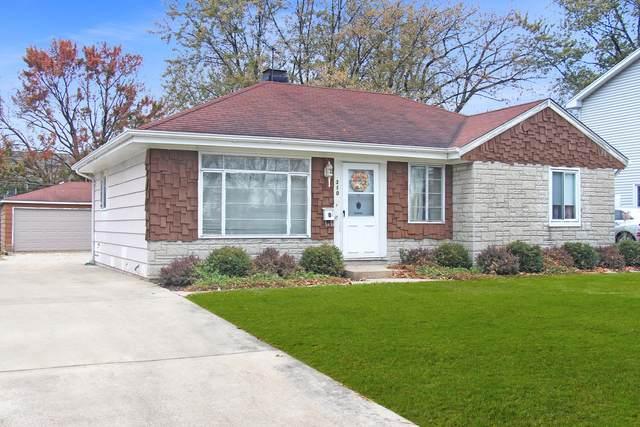 310 N William Street, Mount Prospect, IL 60056 (MLS #11144807) :: Jacqui Miller Homes