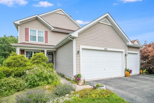 1918 W Brimstone Road, Romeoville, IL 60446 (MLS #11144821) :: Jacqui Miller Homes