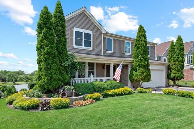 2505 Wydown Lane, Aurora, IL 60502 (MLS #11144852) :: O'Neil Property Group