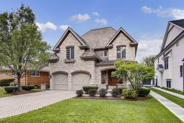 5340 Lawn Avenue, Western Springs, IL 60558 (MLS #11144860) :: O'Neil Property Group