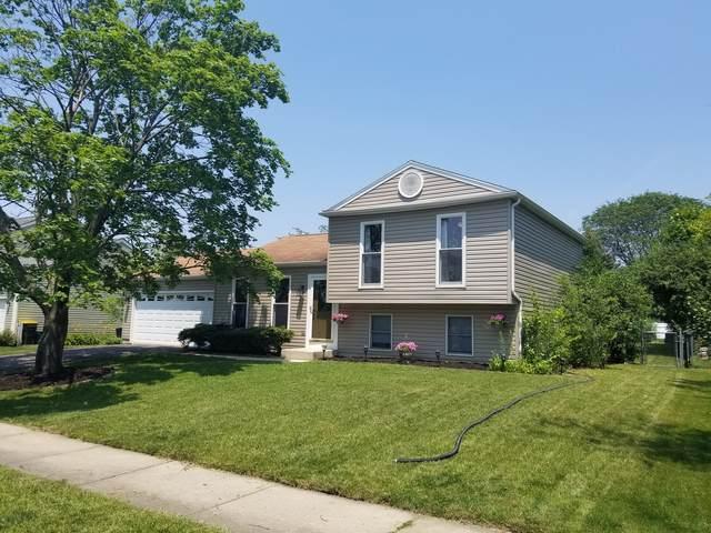 1215 Evergreen Drive, Carol Stream, IL 60188 (MLS #11144972) :: Suburban Life Realty