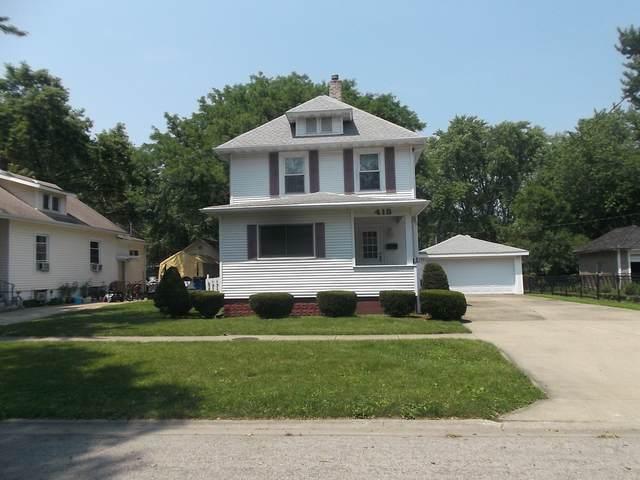 418 E Oak Street, Watseka, IL 60970 (MLS #11144993) :: O'Neil Property Group
