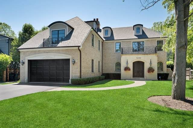 1690 W Ridgewood Lane, Glenview, IL 60025 (MLS #11144997) :: Jacqui Miller Homes