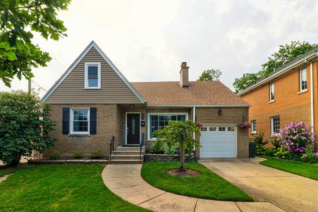 7214 N Kilpatrick Avenue, Lincolnwood, IL 60712 (MLS #11145063) :: Lewke Partners - Keller Williams Success Realty
