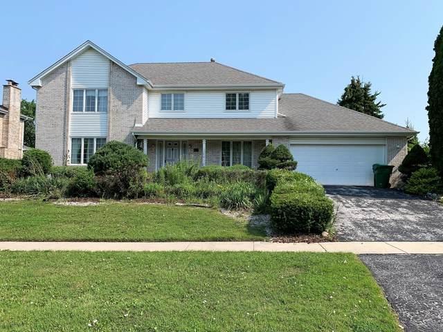14161 S Oak Ridge Drive, Homer Glen, IL 60491 (MLS #11145102) :: O'Neil Property Group