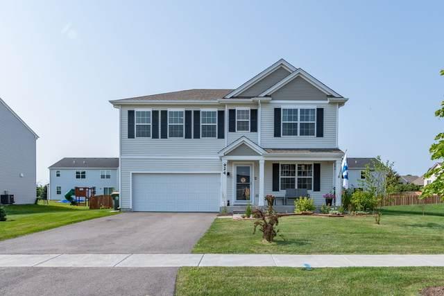 924 Bluegrass Lane, Plano, IL 60545 (MLS #11145163) :: O'Neil Property Group