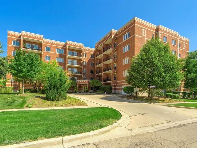 405 W Front Street 3-505, Wheaton, IL 60187 (MLS #11145278) :: O'Neil Property Group