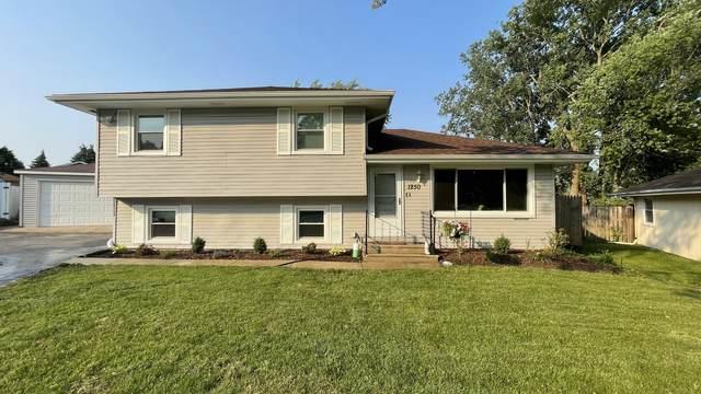 1250 Rick Court, Joliet, IL 60431 (MLS #11145306) :: O'Neil Property Group