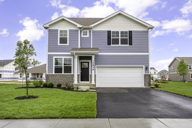 25602 W Cerena Circle, Plainfield, IL 60586 (MLS #11145328) :: O'Neil Property Group