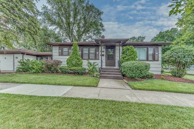 3601 177th Place, Lansing, IL 60438 (MLS #11145333) :: Littlefield Group