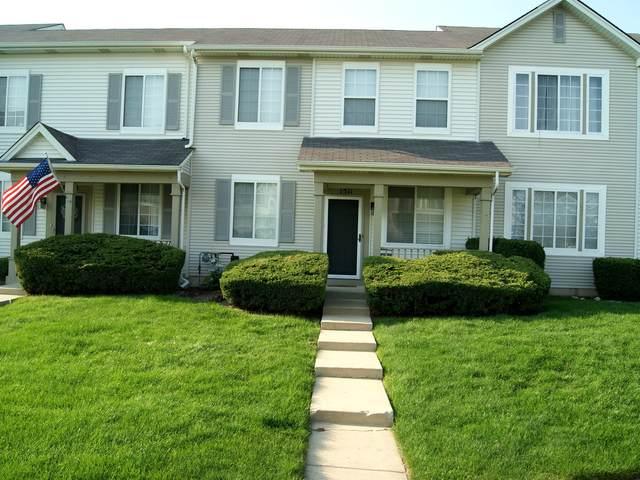 1511 Azalea Circle #1511, Romeoville, IL 60446 (MLS #11145345) :: O'Neil Property Group