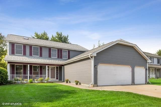 219 Jake Lane, Hampshire, IL 60140 (MLS #11145413) :: O'Neil Property Group