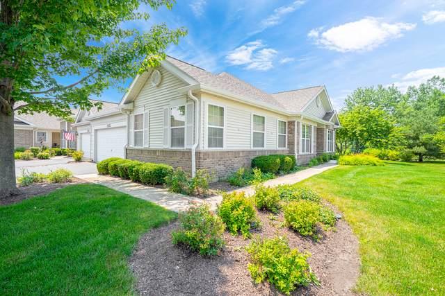 21273 Legion Lake Court, Crest Hill, IL 60403 (MLS #11145423) :: Jacqui Miller Homes