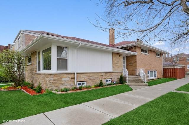 2907 W Hollywood Avenue, Chicago, IL 60659 (MLS #11145437) :: Suburban Life Realty